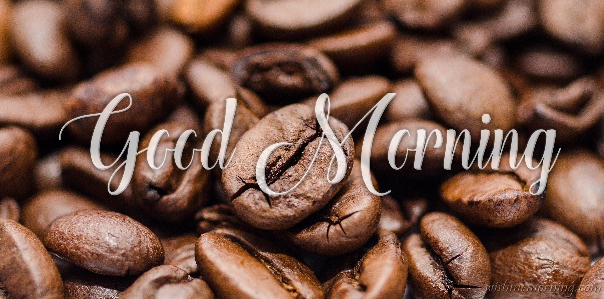 Good Morning Wish Coffee Beans Background Good Morning WIshes
